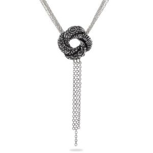 007 Algerian love knot - Silver colour